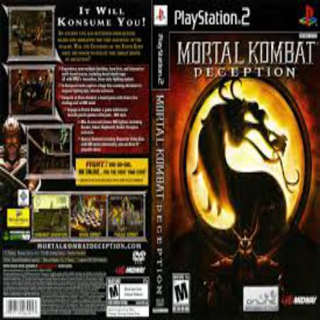 Download Mortal Kombat Deception Game For PC