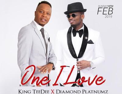King TeeDee ft Diamond Platnumz – One I Love DOWNLOAD Mp3 AUDIO