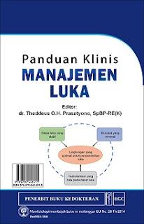 Buku Panduan Klinis Manajemen Luka