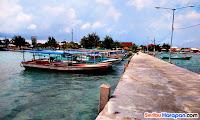 paket wisata pulau harapan kepulauan seribu utara jakarta