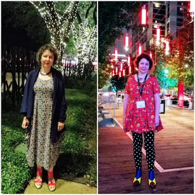 Creates Sew Slow: The Houston International Quilt Festival Travel Wardrobe