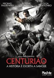 Capa do Filme Centurião