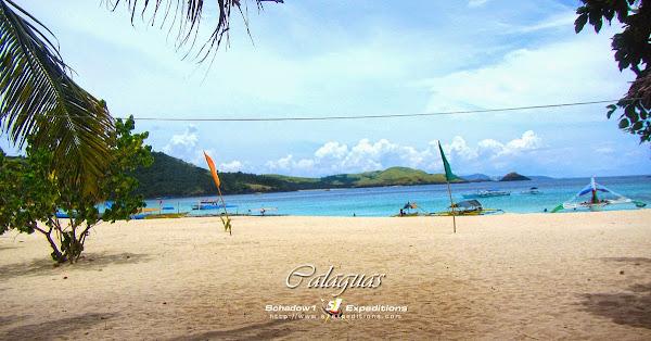 Mahabang Buhangin Beach, Calaguas - Schadow1 Expeditions