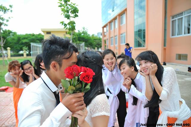 Ảnh kỷ yếu độc - Đại học Văn Hóa TPHCM