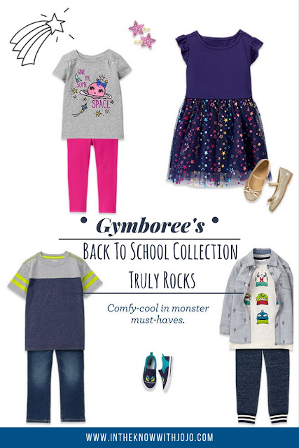 Check Out The Girls Back to School Bundles Created by Stitch Fix at Gymboree they are super cute but I only have boys going back to school; my daughter is too young.