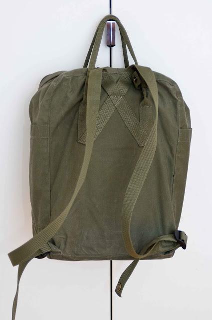 szelki plecak Kanken, jak wygląda oryginał