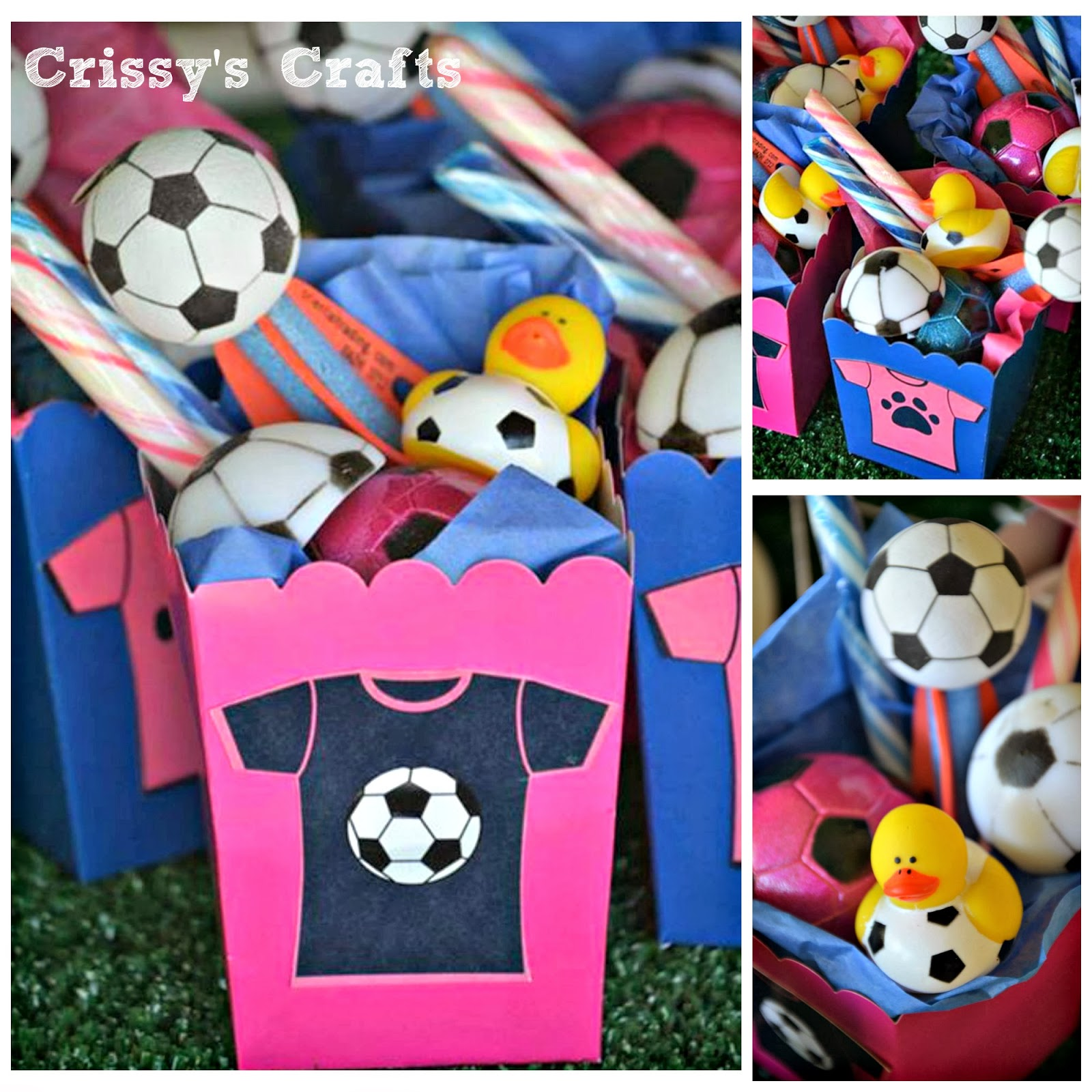 Crissy S Crafts End Of The Season Soccer Party