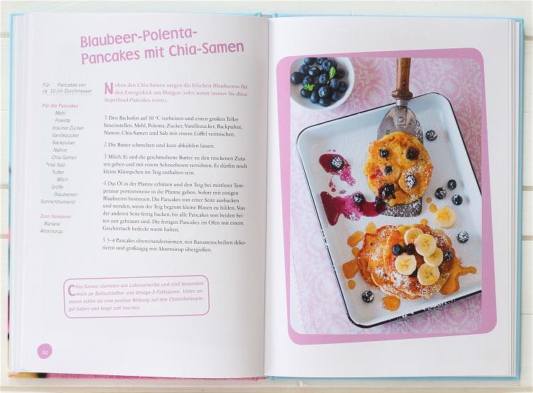 Rezension/Buchvorstellung Pancakes von Christine Sinnwell-Backes 3