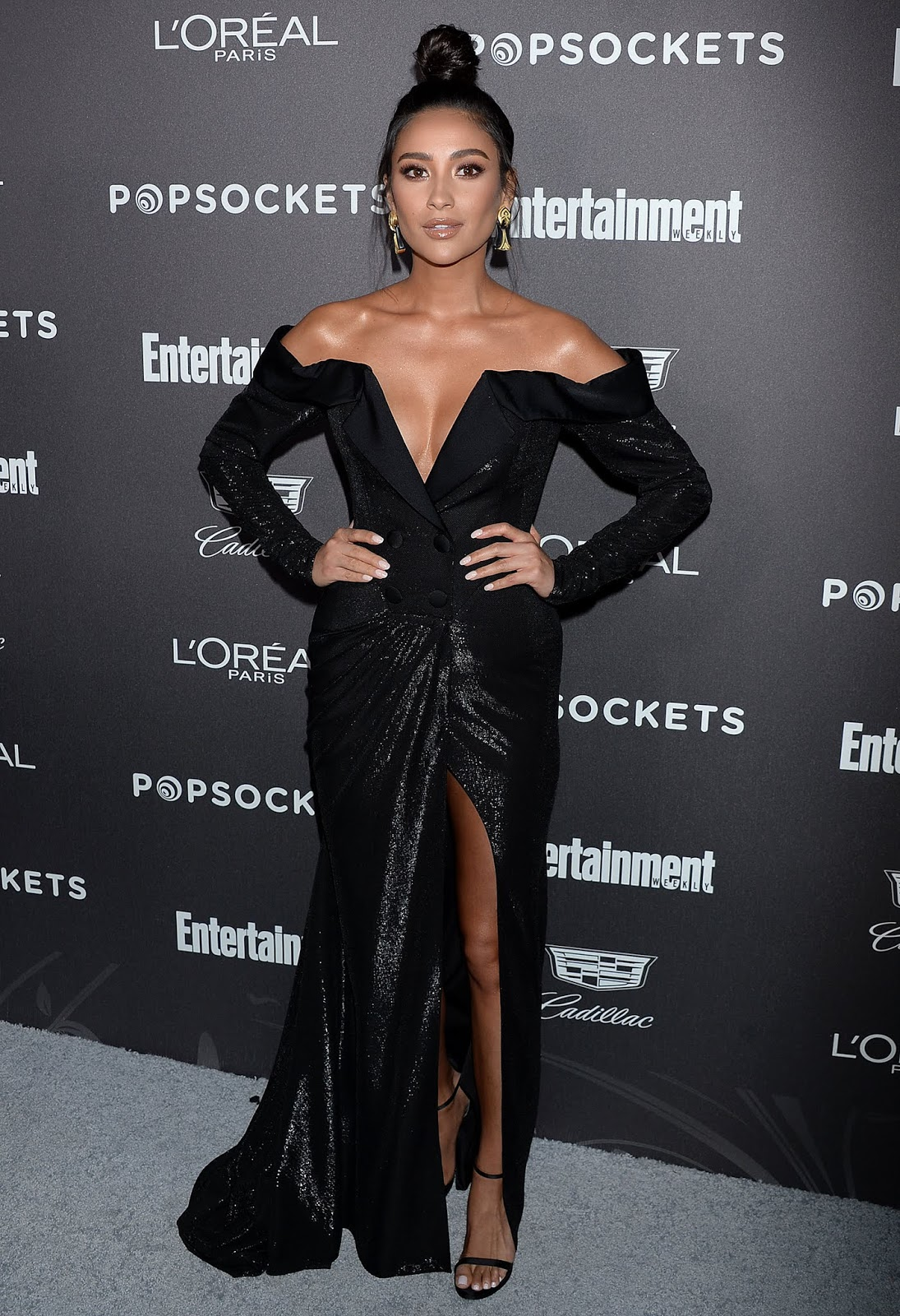 Shay Mitchell – 2019 EW Pre-SAG Party - 01/26/2019