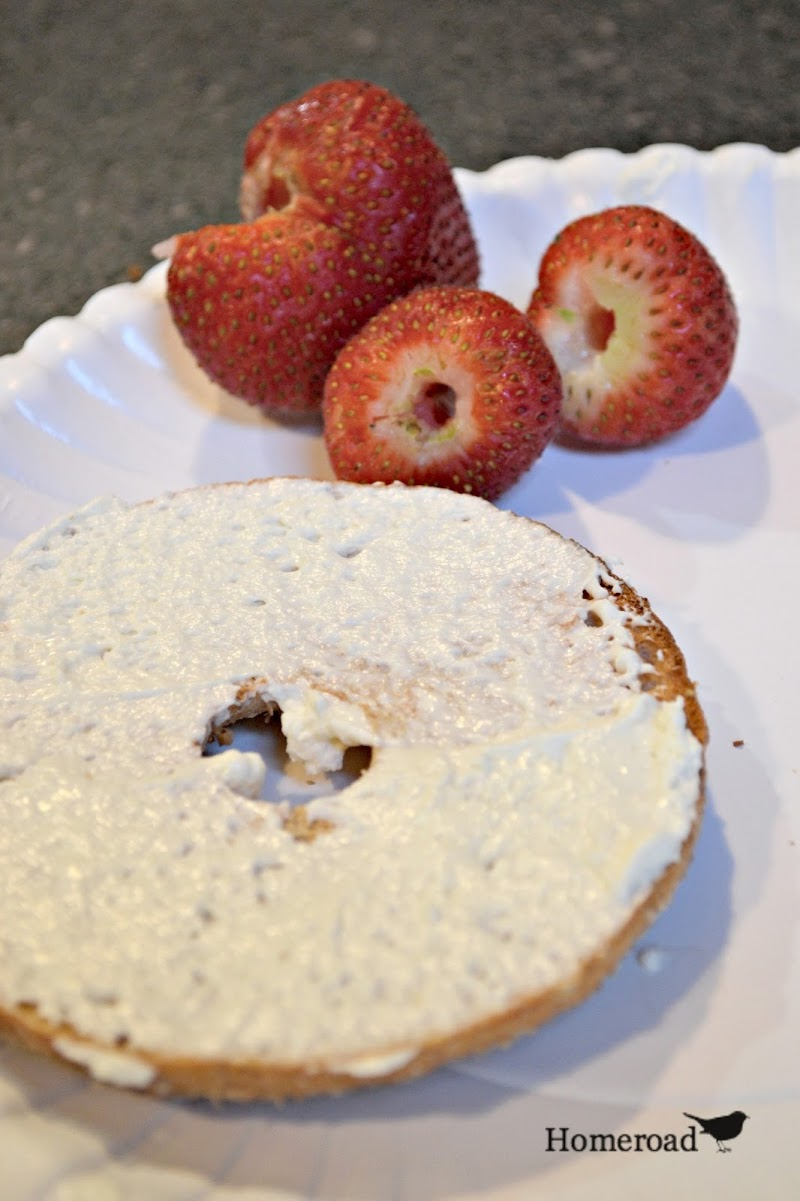 A Tip for Hulling Strawberries