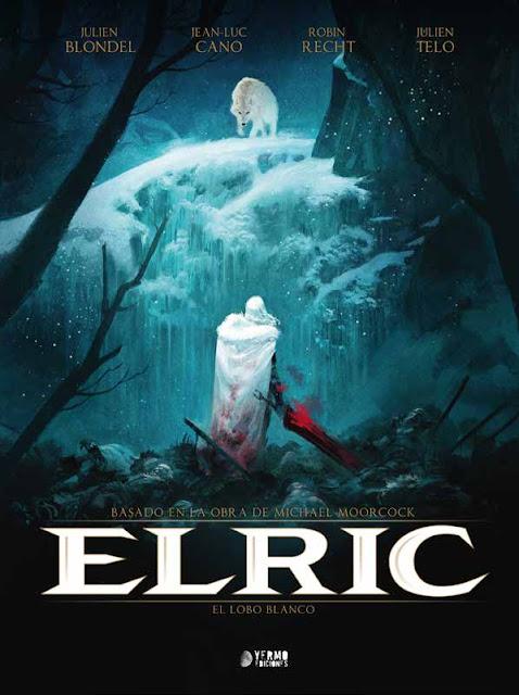 Elric, el emperador albino, señor de Melniboné