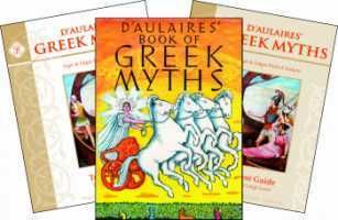Memoria Press (D'Aulaires' Greek Myths Review)