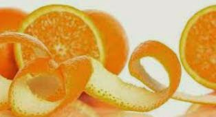 kulit jeruk untuk gigi putih