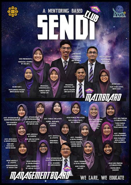 SENDI CLUB 2017!