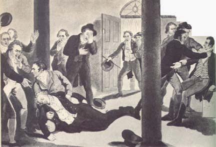 The Assassination of Spencer Perceval, 1812
