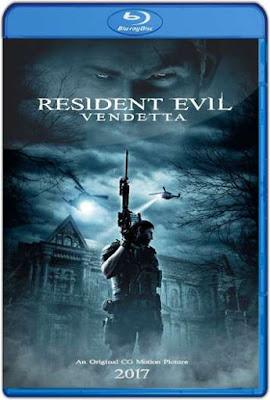 Resident Evil: Vendetta (2017) HD 1080p y 720p Latino