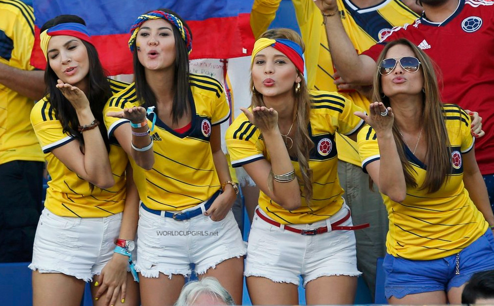 Once The Tournament Begins We Will Start Updating Hot Girls Seen In And Around Stadiums