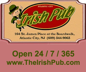 The Irish Pub Atlantic City