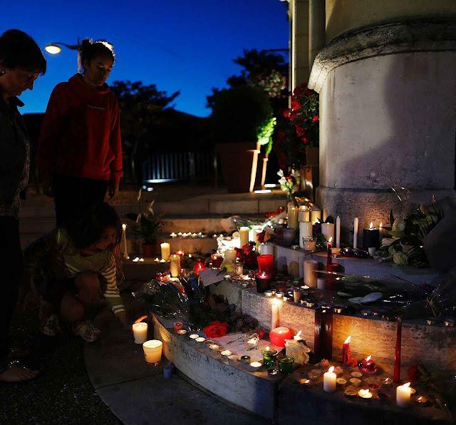 Saint-Etienne-du-Rouvray: a dor dos fiéis é a dor de todos os católicos do mundo.