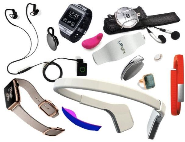 資訊哲學:穿戴裝置讓你資訊化