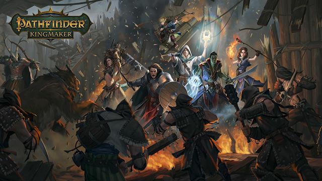 Pathfinder: Kingmaker - Game previsto para 2º semestre deste ano