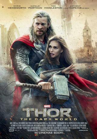 Thor The Dark World 2013 Dual Audio BluRay Download