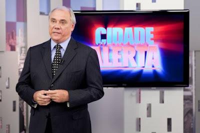 Marcelo Rezende é internado urgente com pneumonia grave