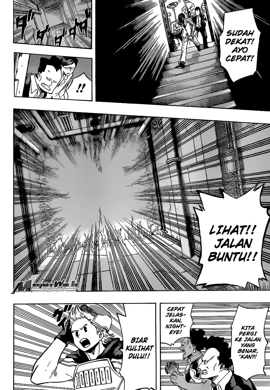 Boku no Hero Academia Chapter 139-9