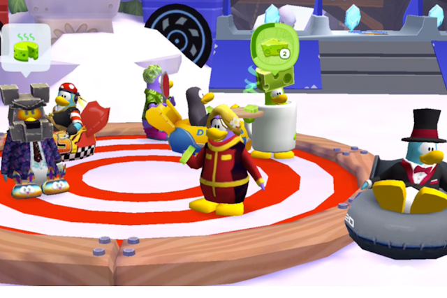 Adelantos y Spoilers: Actualización 1.4 de Club Penguin Island