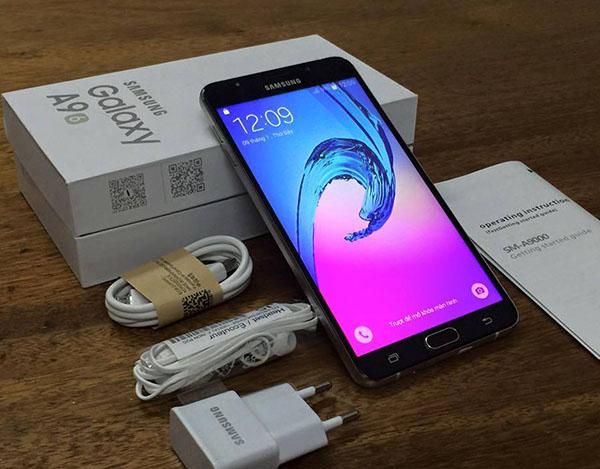 Shop bán điện thoại Galaxy A9 Pro Đài Loan loại 1 - TPHCM