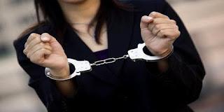 بنزرت: ايقاف امرأة محكومة ب45 سنة سجن