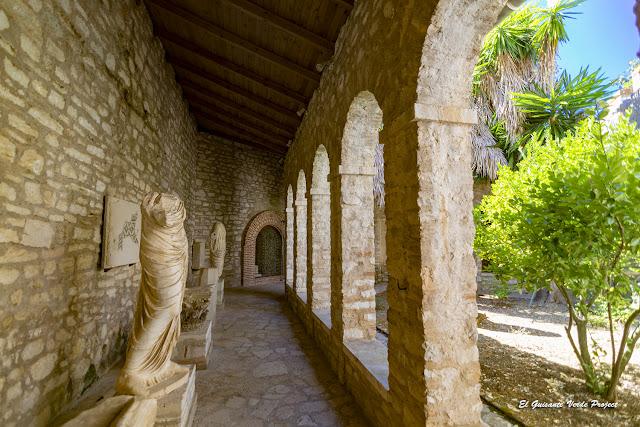 Museo de Butrint - Albania por El Guisante Verde Project