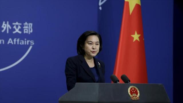 China pide imparcialidad de EEUU en caso de disputas territoriales