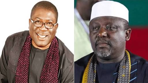 Okorocha Fights With His Deputy As He Takes Back Office