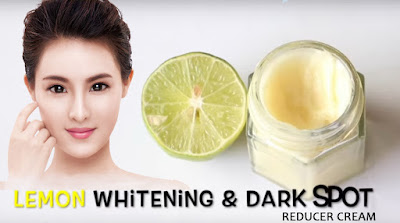 Dark spot remover and whitening cream
