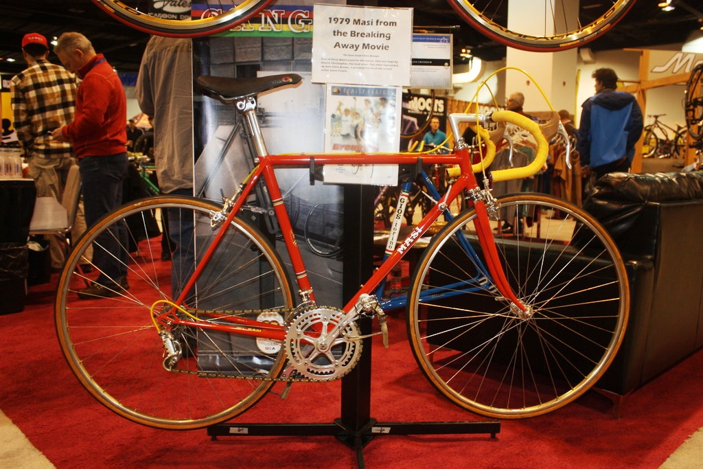 444f6d76ab UPDATE December 2015  Check out these photos of the REAL MASI that was  touring with the North American Handmade Bike Show in 2013... compliments  of ...