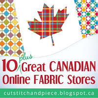 10+ Canadian Fabric Stores