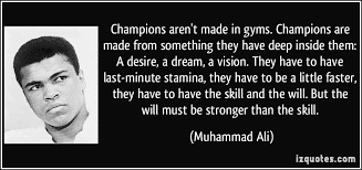 Muhammad Ali best start in world
