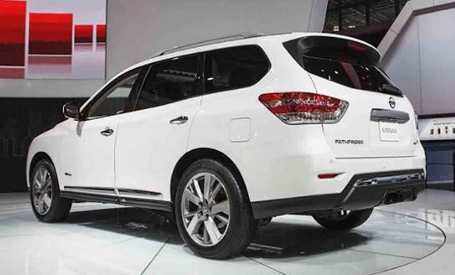 2018 Nissan Pathfinder Exterior