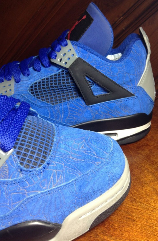 ce7f0c673ed ... germany ajordanxi your 1 source for sneaker release dates air jordan 4  retro laser sport royal