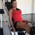 #treinopesado da Gracyanne Barbosa de Quadríceps e Posterior