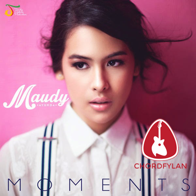 Lirik dan chord Sekali Lagi - Maudy Ayunda
