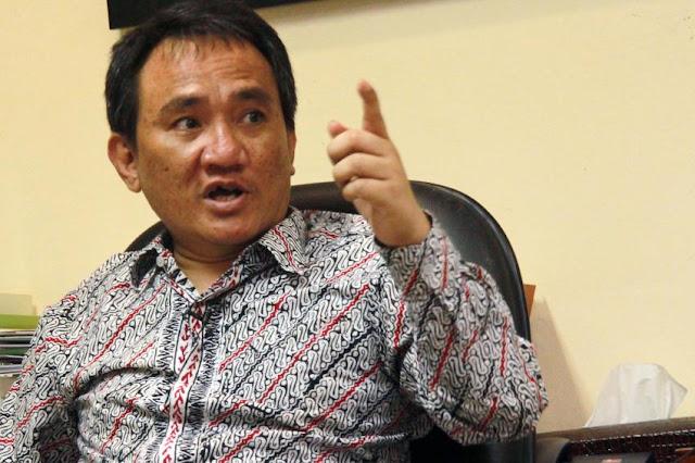 Jokowi Heran Tak Ada Demo Dukung Pemerintah, Andi Arief: Siapa Yang Mau Bapak Gempur?