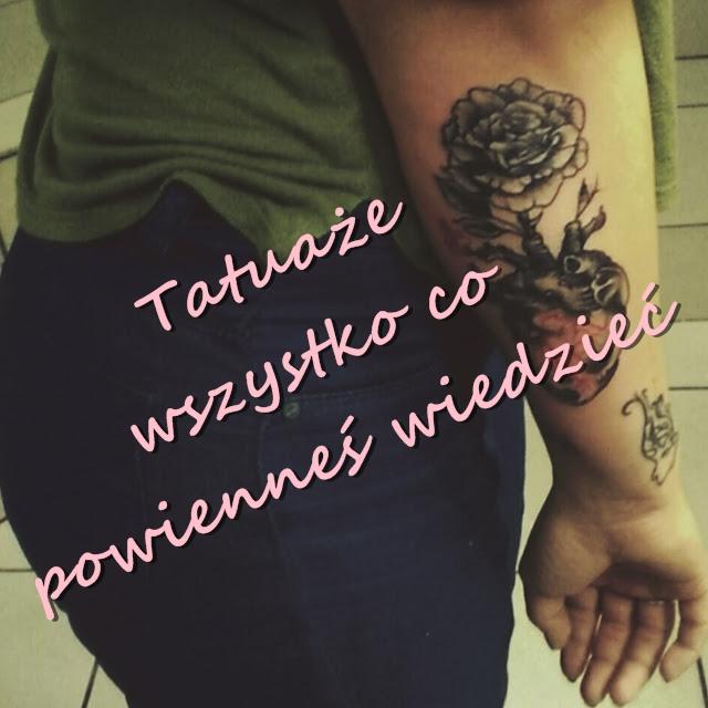 Beautycare 15 Tatuaż Wszystko Co Powinneś Wiedzieć