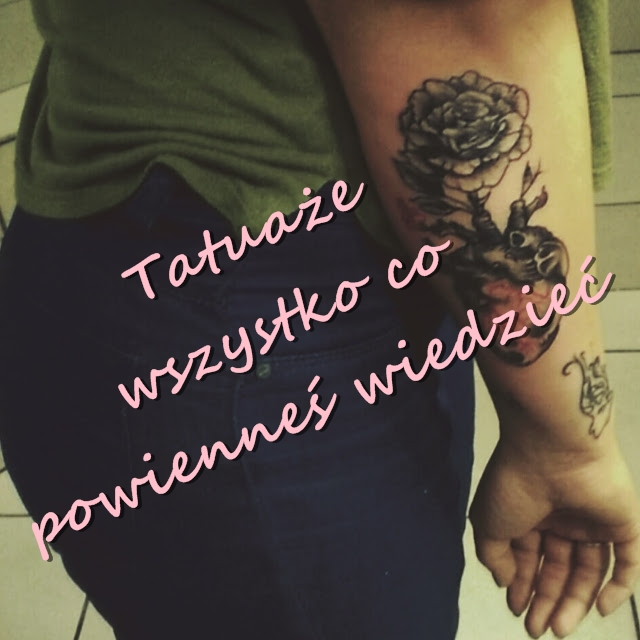 #15 Tatuaż-wszystko co powinneś wiedzieć