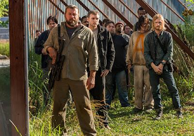 I Salvatori con Daryl