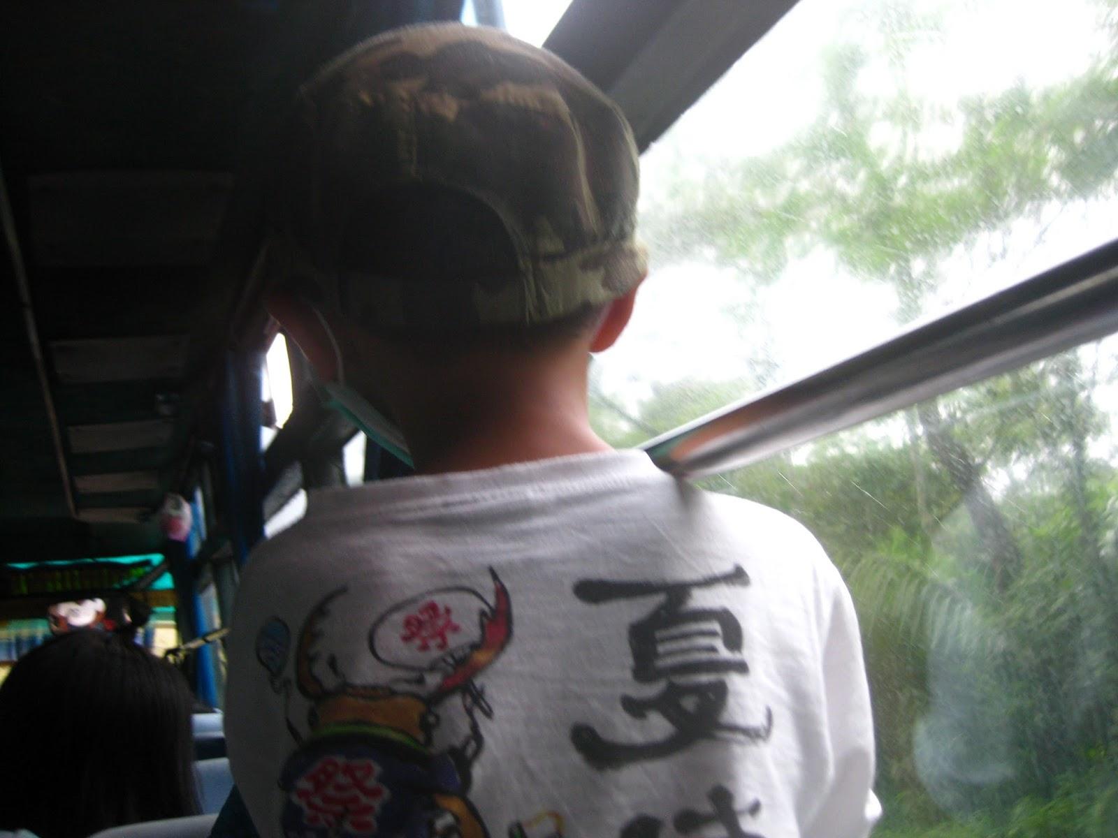 Bus sejahtera trayek Medan ke Parapat