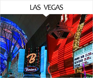 My Travel Background : City Guide Las Vegas
