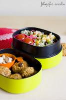 (salatka z kaszy kuskus i bobu