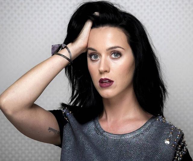 Katy Perry confirma su regreso en 2017 y dice que está trabajando con grandes productores.